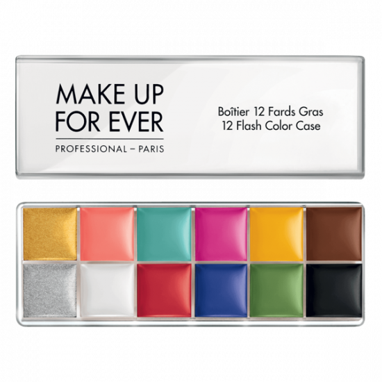 Flash color case