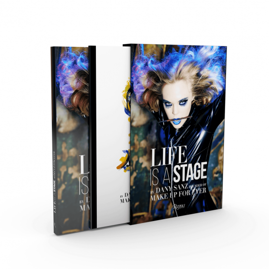 Life is a stage - Book