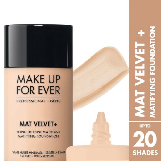 Mat Velvet Foundation