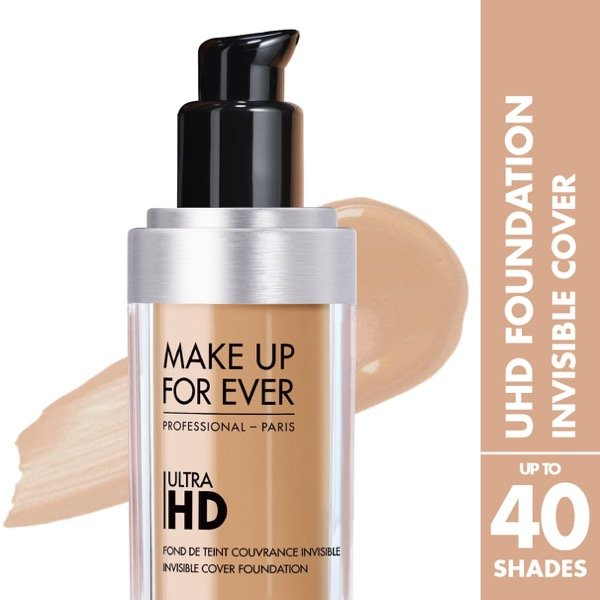 Ultra Hd Foundation Foundation Make Up For Ever